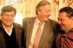 Kirchner y sus amigos